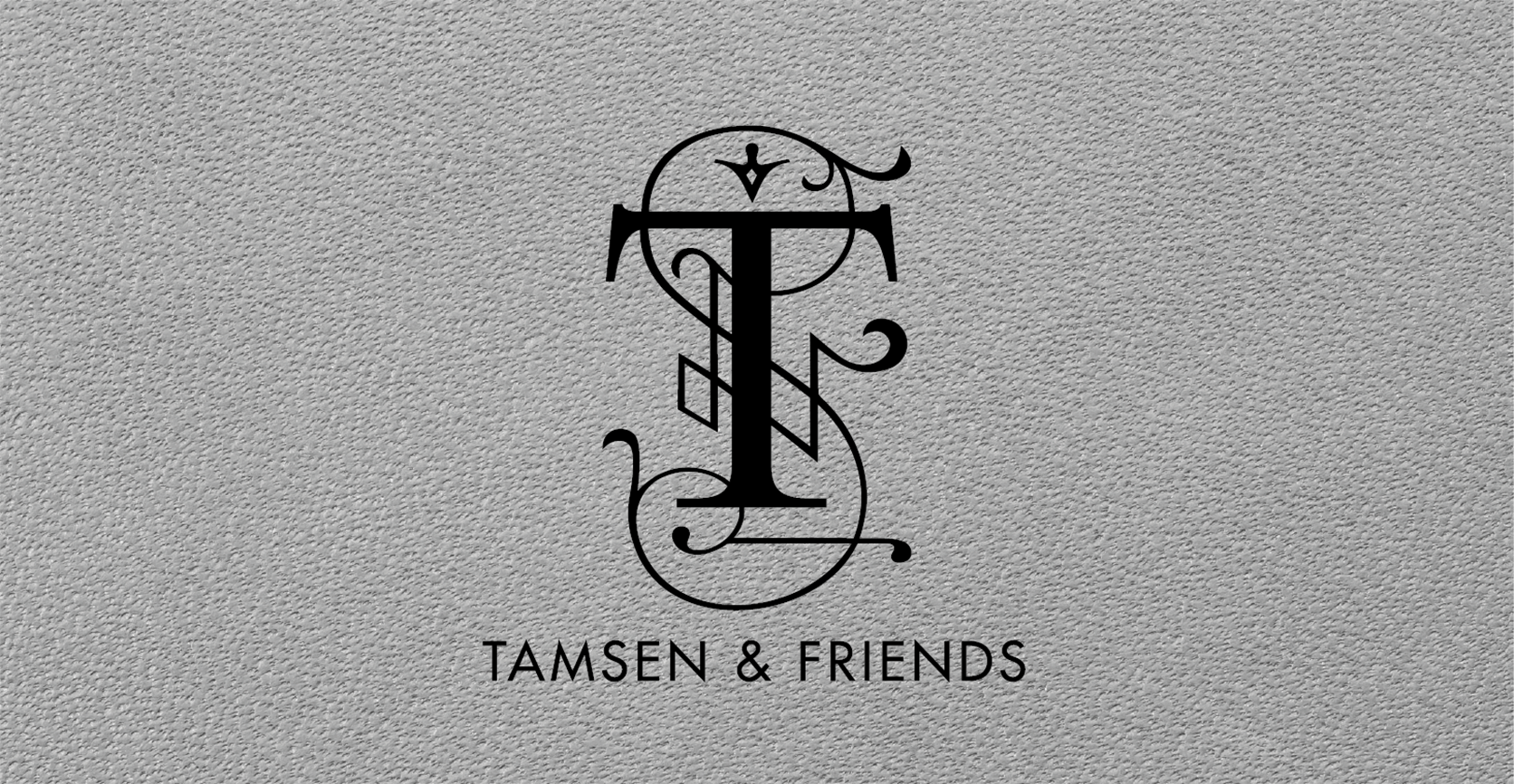 tamsen-friends-logotyp-design